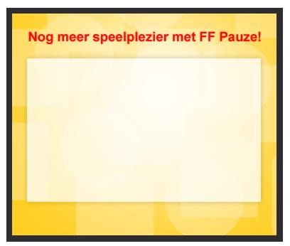 Extreem Stichting FF Pauze @ML13